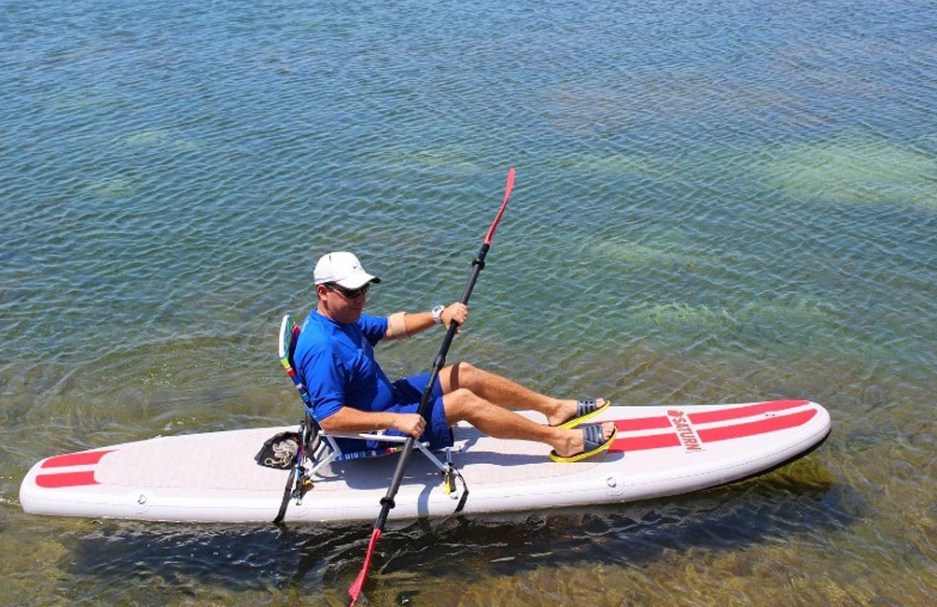 Now you Can Able to Stand Up Above The Water With the help of the Best InflatableSup