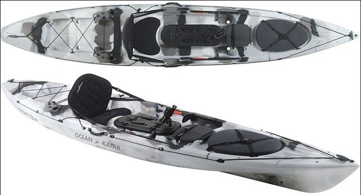 the best sit on top fishing kayak 2017