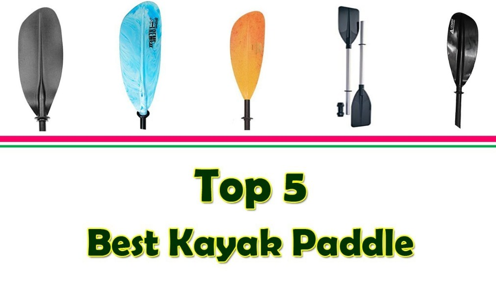 Finding the best suggestions on selecting the best kayak paddle for the money